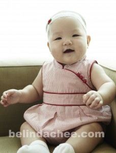 Chubby little 7 month old