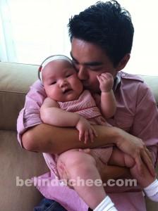 Daddy's little princess...