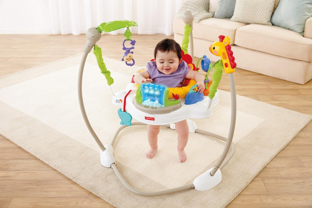 FP - Rainforest Friends Jumperoo