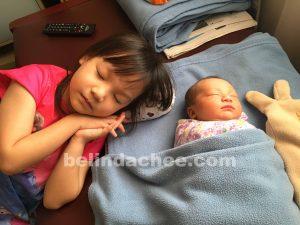 Sleep my babies...